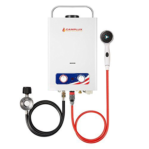 Camplux Pro Bd158 1 58gpm Outdoor Propane Tankless Gas